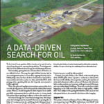 Synchronized Information for Proving Oil Sands Extraction Process