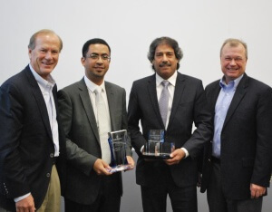 Saudi Aramco wins Emerson Exchange 2015 honors for 'Reliability Program of the Year'