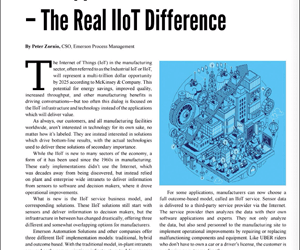 IIoT and Traditional, Hybrid and Outcome-based Services