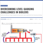 Accurate Level Measurement for Efficient & Reliable Boiler Performance