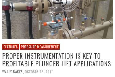 Accurate Flow Measurement in Gas Plunger Lift Applications