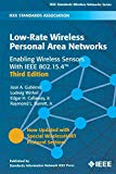 Wireless Personal Area Networks Book Adds IEC 62591 WirelessHART