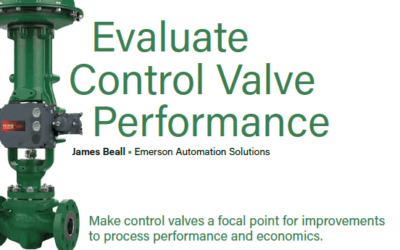 Learning about Control Valve Performance